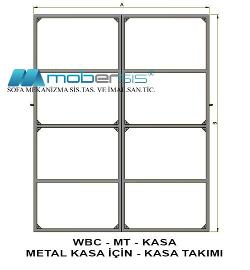 Metal Kasa